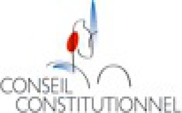 Le Conseil constitutionnel stoppe les arrêtés Miot